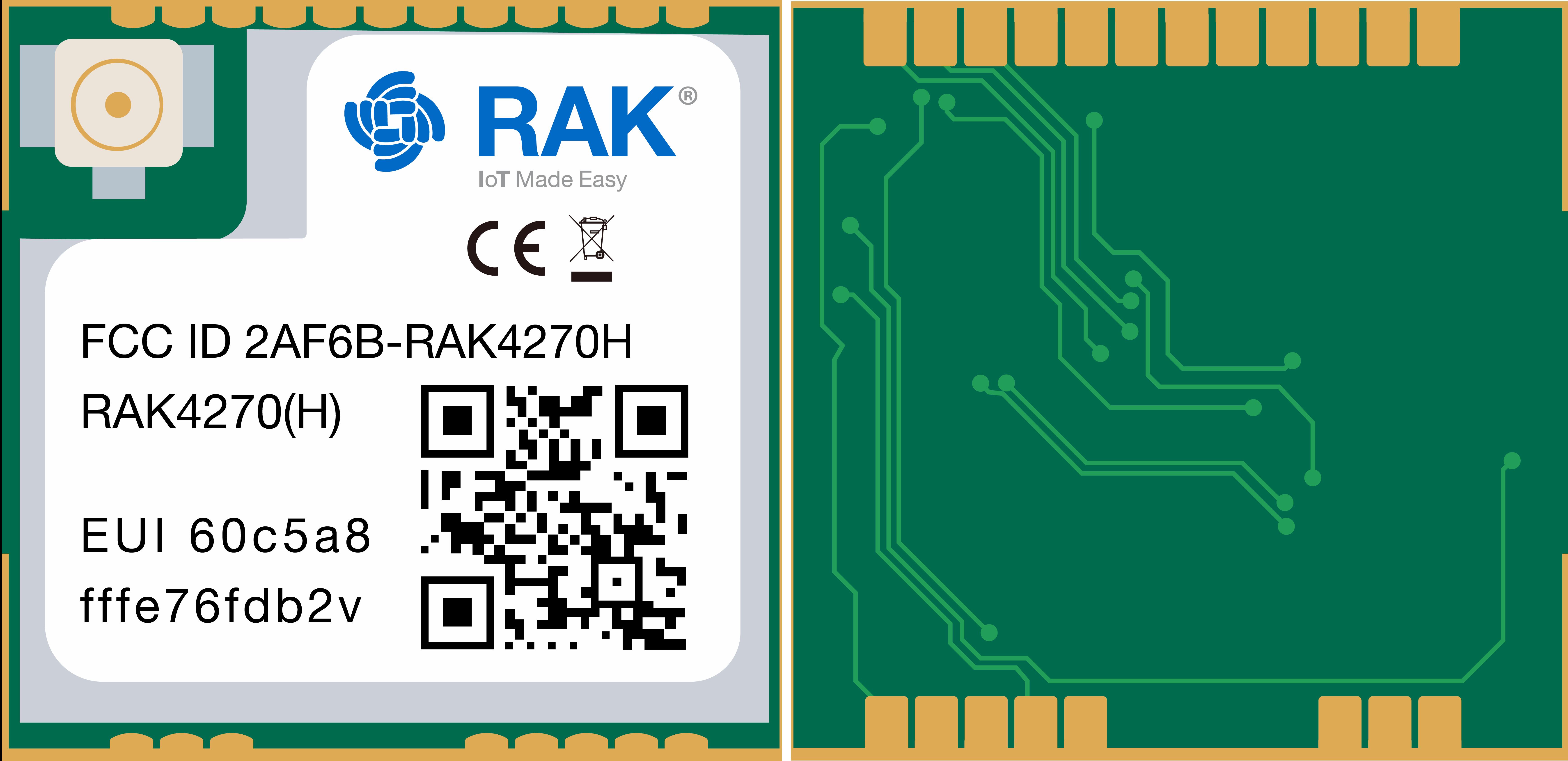RAK4270 Module